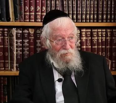 """הגאון הרב זלמן נחמיה גולדברג זצ""""ל"""